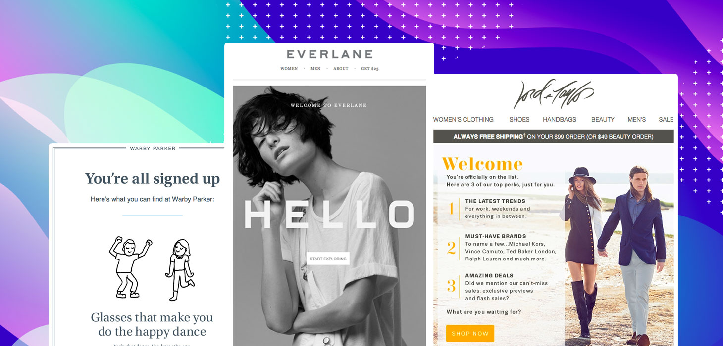 10 Tips for Great Welcome Email Design