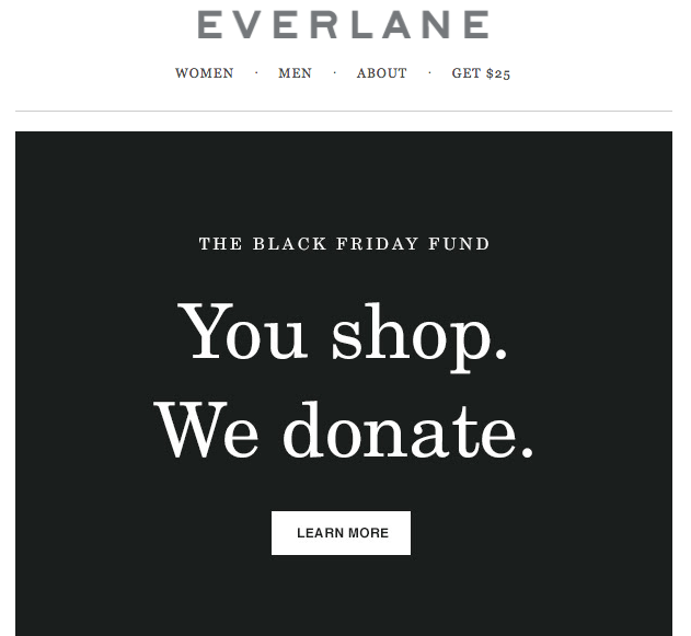 everlane headline