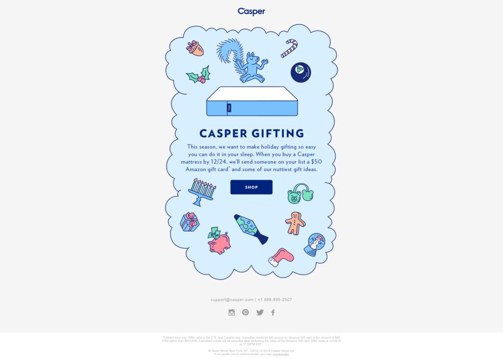 Casper deal