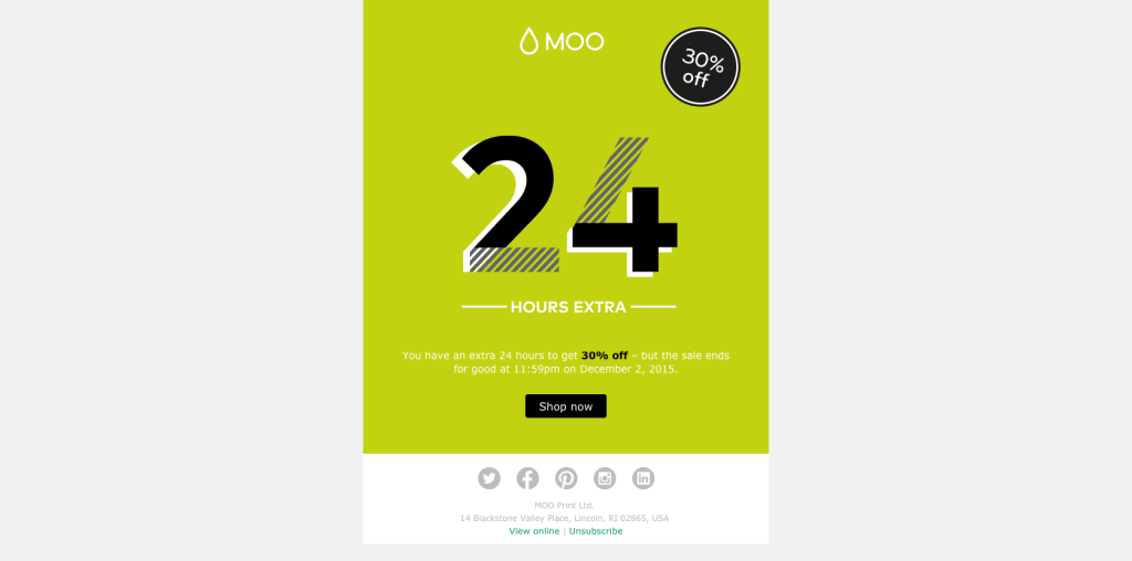 MOO email