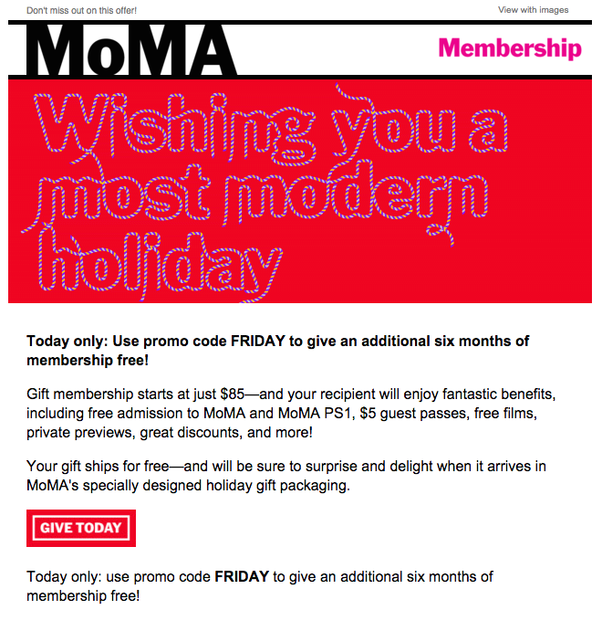 Moma email use
