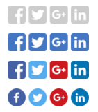 social media icon collections