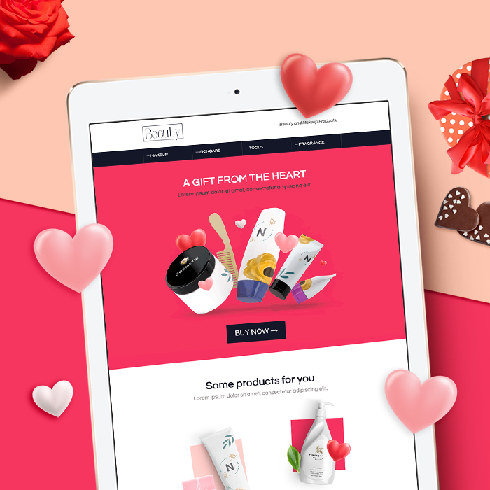 Valentine's Day Emails: Design Tips We LOVE