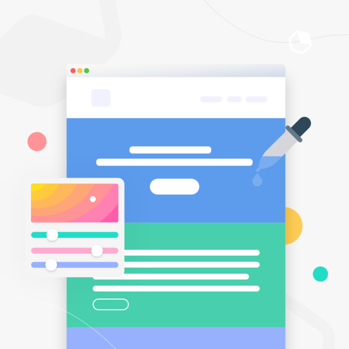 Design Tips for Using Background Colors in Email