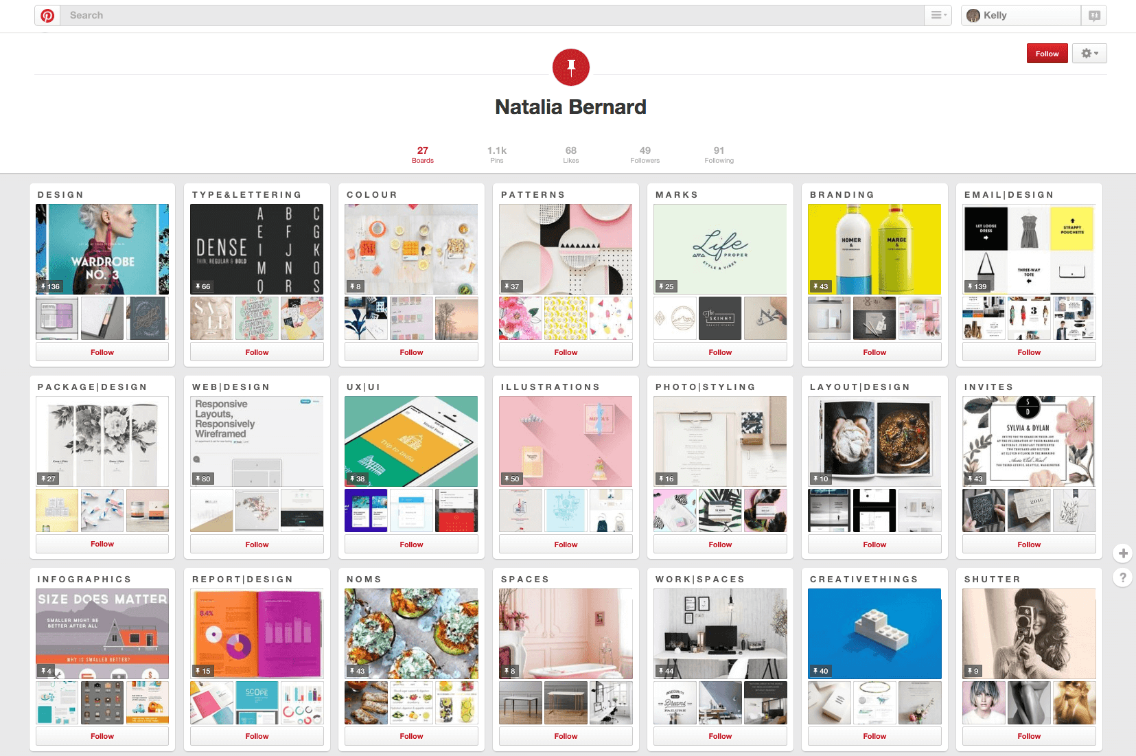 Top 10 Email Design Boards on Pinterest - Email Design