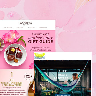 3 Email Design Tips for Mother's Day