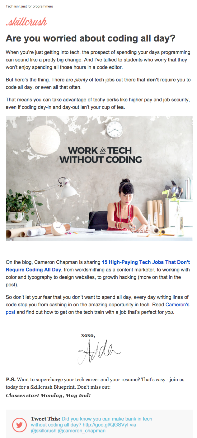 5 email newsletter templates to always have email design workshop