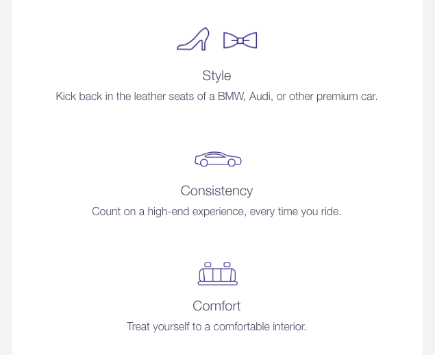 Lyft email design trends