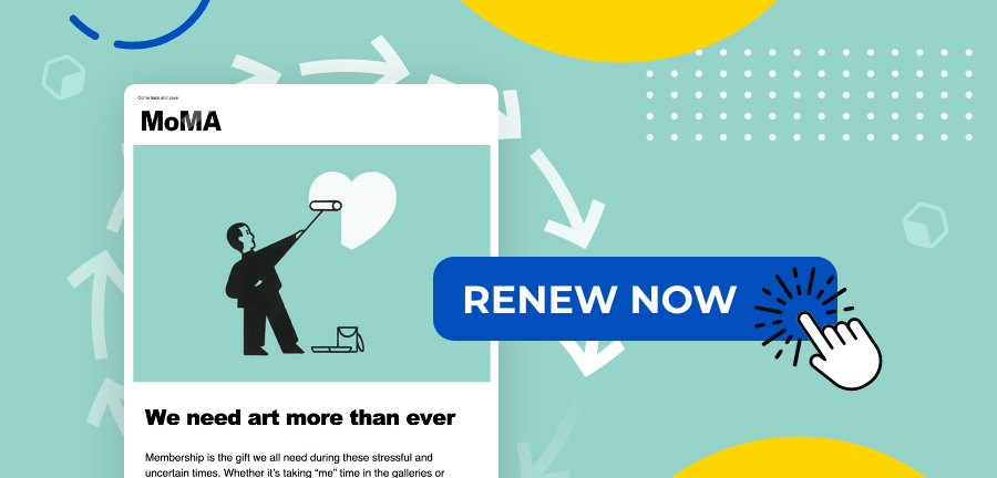 6 Tips for Membership Renewal Email Design