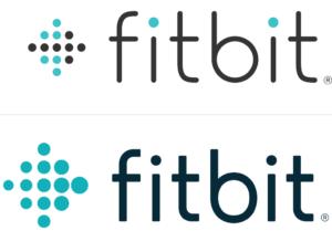 fitbit logo email stream design