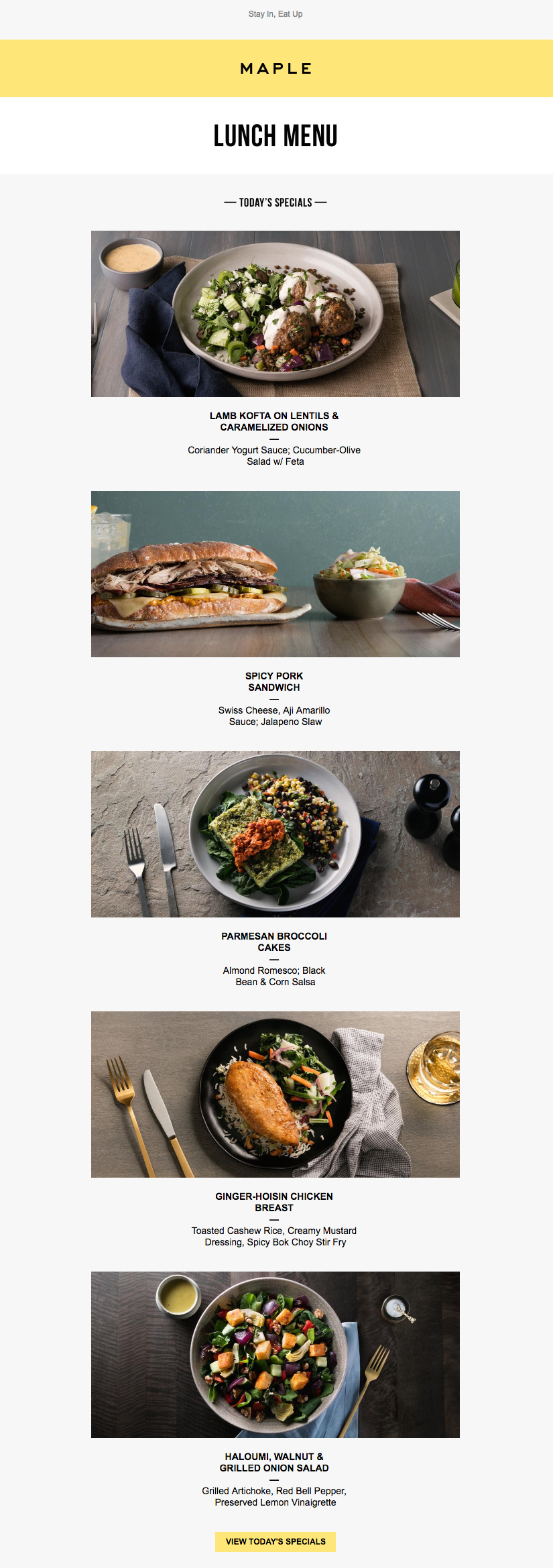 maple-kitchen-use Simple Email Design