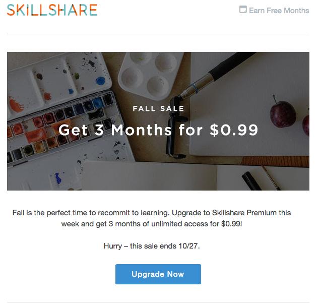 skillshare email background images