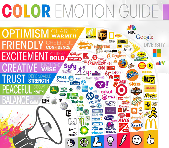 Color Emotion Guide Logo Company