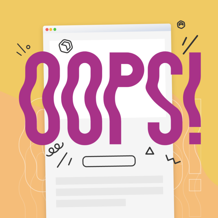 "Sending Apology Emails: 3 Design Tips for Saying ""Oops!"""