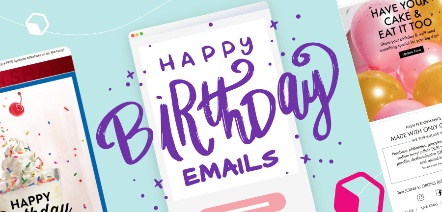 7 Design Tips for Birthday Emails