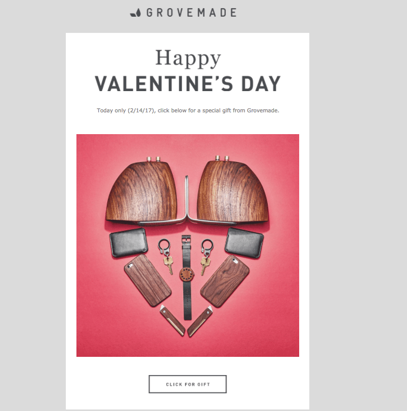 Design Report Card The Best Valentine S Day Email Gifs