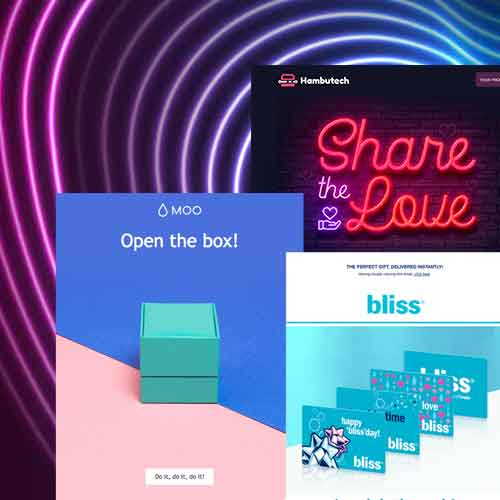 Design Report Card: The Best Valentine's Day Email GIFs