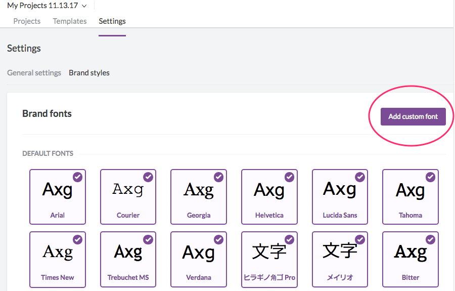 BEE editor fonts in email