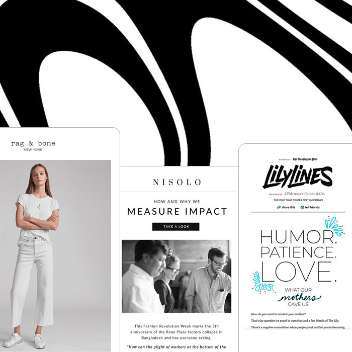 Black and White Emails: 8 Reasons for Simple Email Design