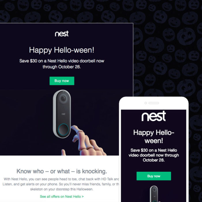 Tutorial: How to Build a Responsive Halloween Email