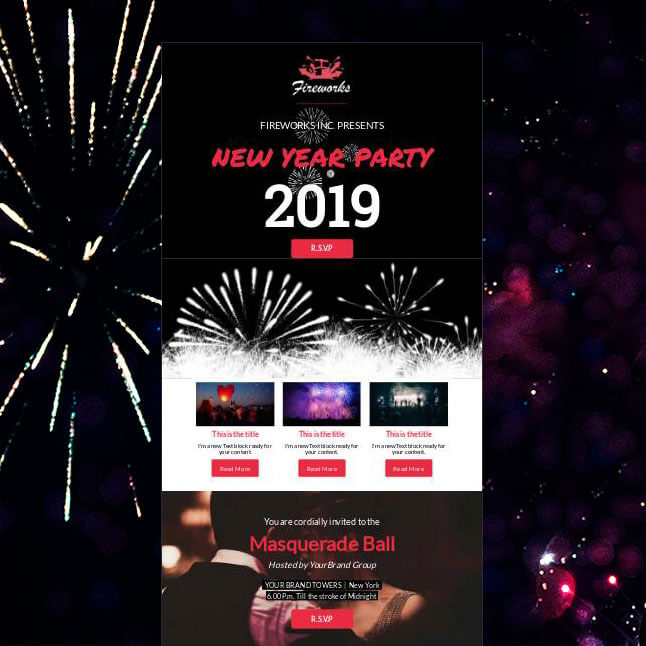 new_year_party_email_template