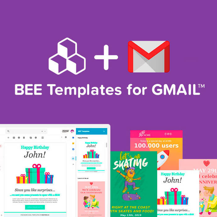Tutorial: How to Use the BEE Templates for Gmail Add-On