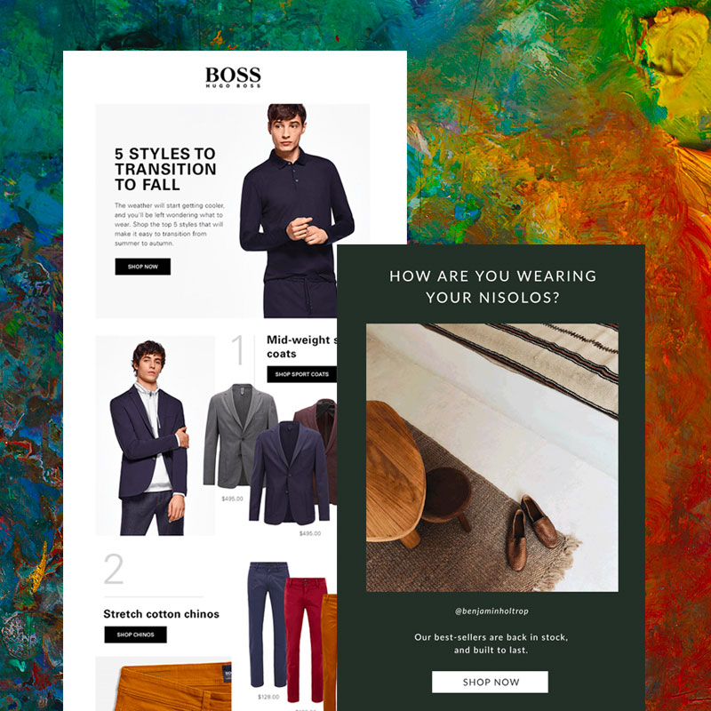 7 Design Moves for Your Fall Email Campaign