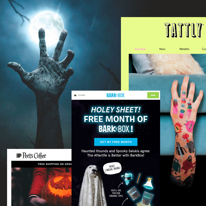 5 Halloween Email Design Tricks for the Most Spooktacular Campaign