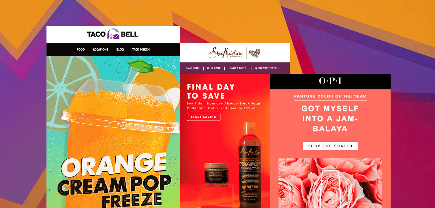 5 Email Design Trends We're Excited to See in 2019