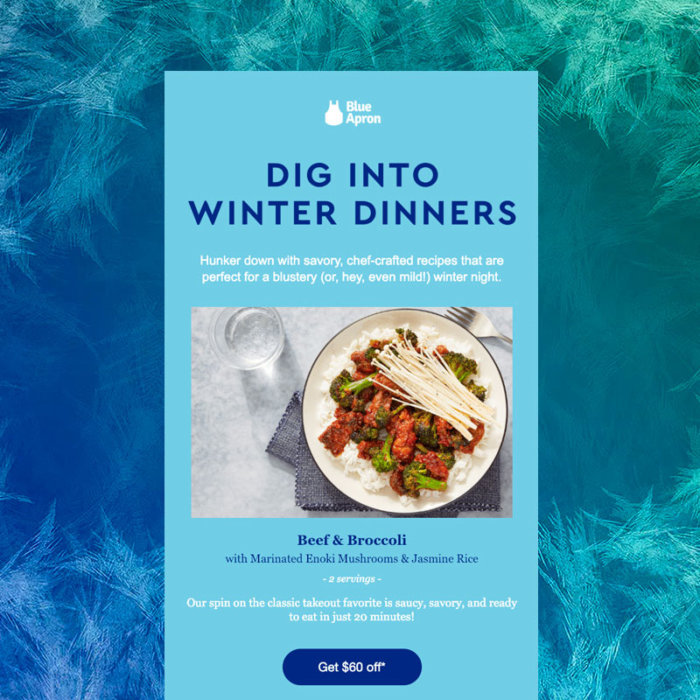 Tutorial: Start 2019 With a Perfect Winter Email Design