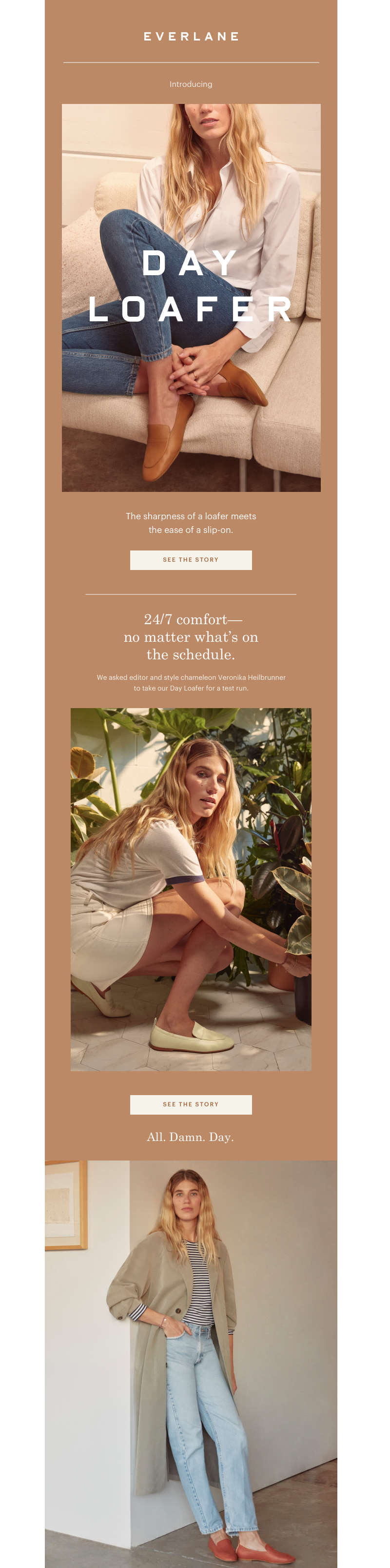 everlane email design 2019