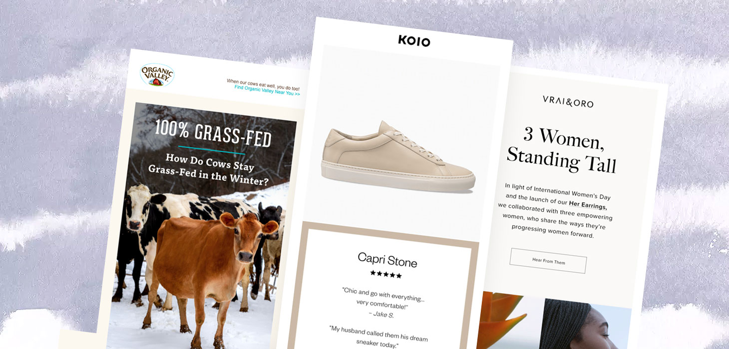 7 Ways to Spark Joy With Minimalist Email Design