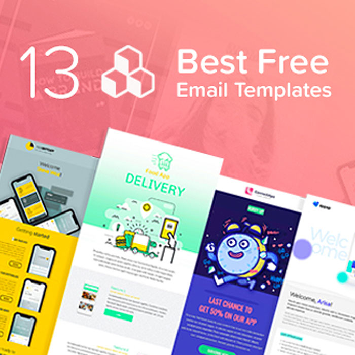 13 Best Free Email Marketing Templates by BEE