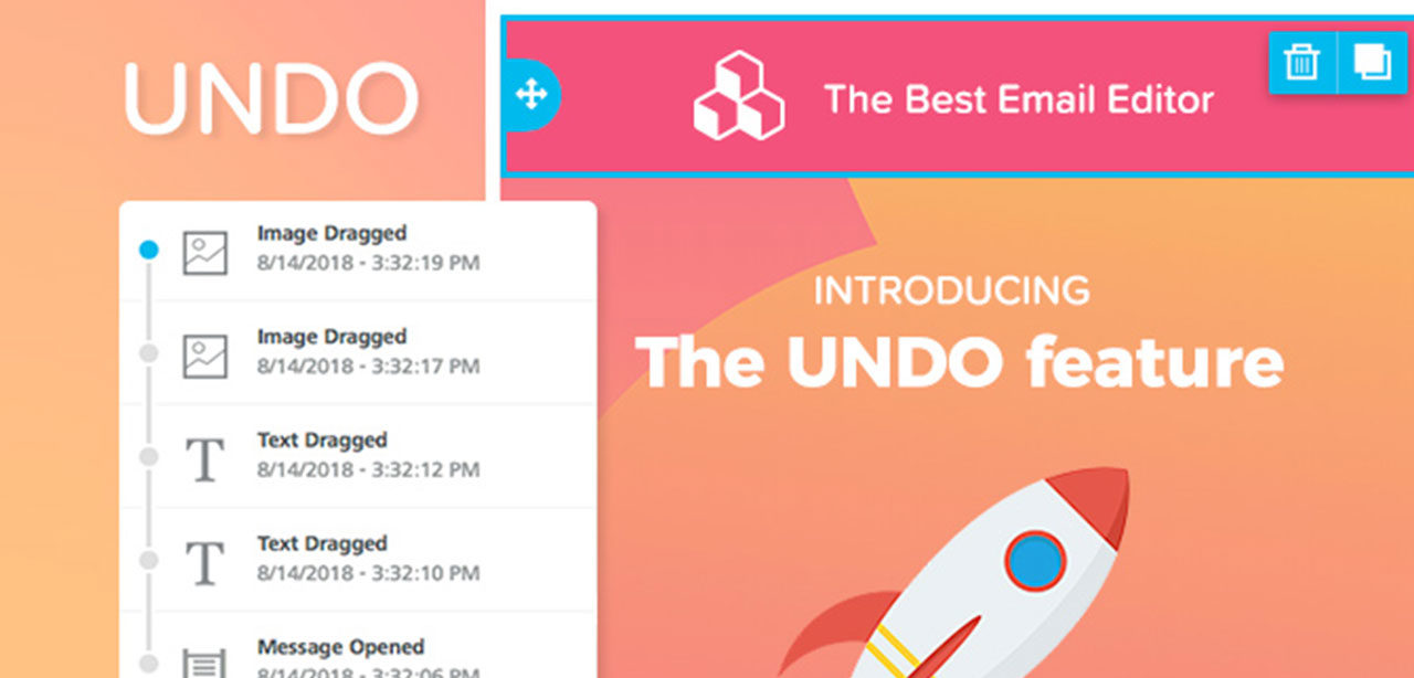Exciting BEE Pro Updates: Export Emails to PDF, Undo/Redo, & More