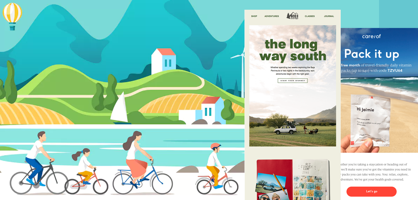 10 Vacation Emails That Will Inspire Wanderlust
