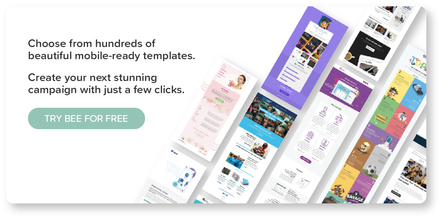 Free mobile-ready email templates
