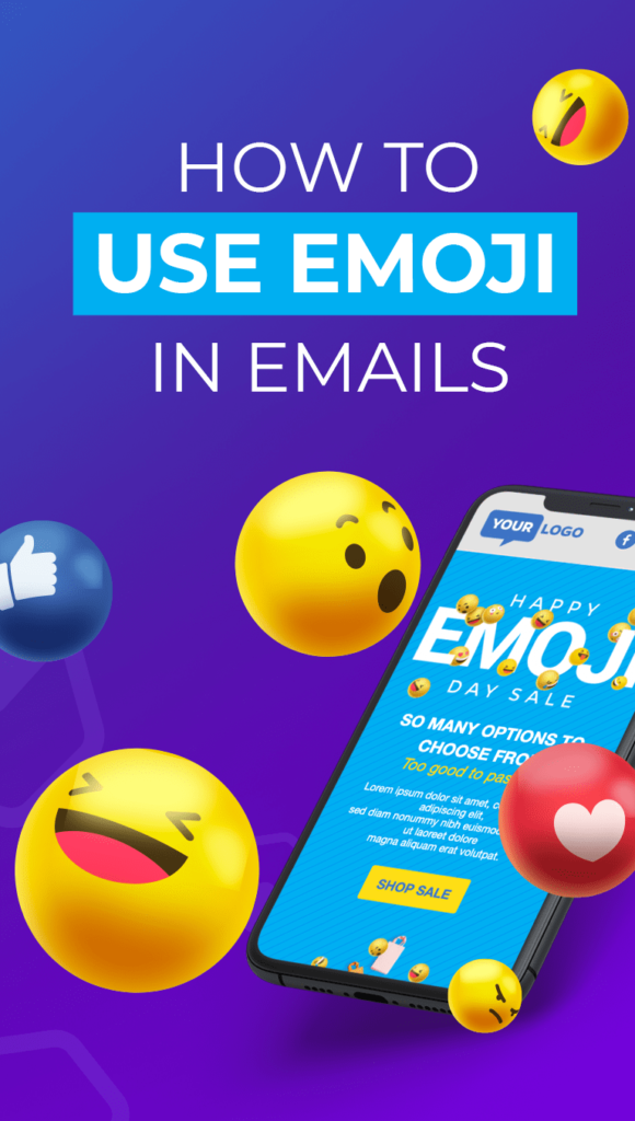 Emoji in Email Cover