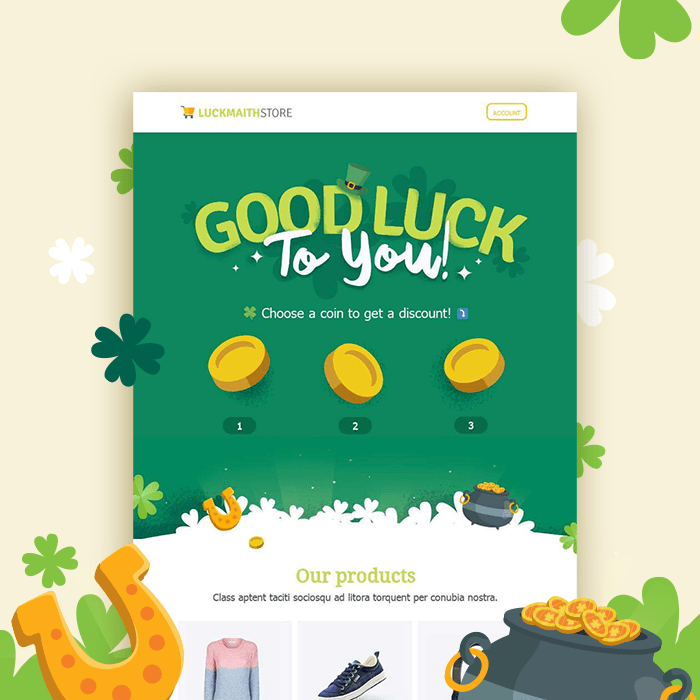 7 St. Patrick's Day Emails That Put Us in the Mood to Party