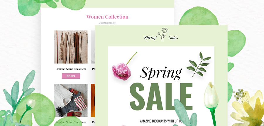 9 Creative Spring Sale Emails Built to Boost Conversions