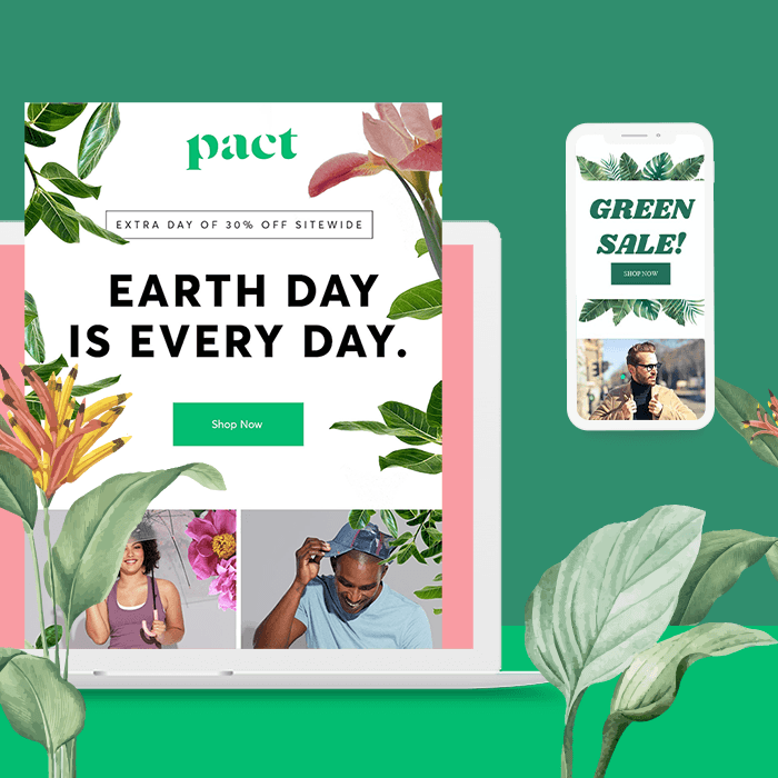 5 Earth Day Emails to Engage Your Customers and Save the Planet