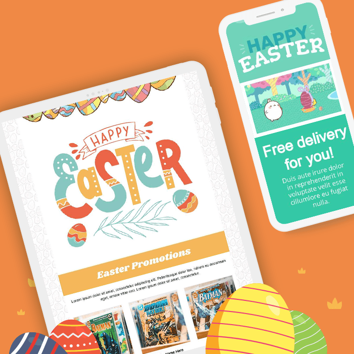 Easter Email Marketing Ideas for a Colorful Holiday