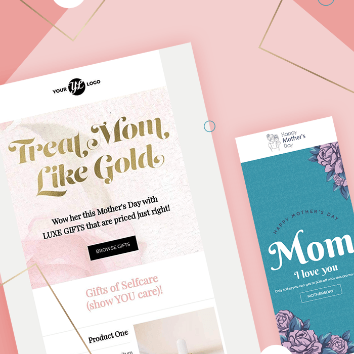 7 Mother's Day Emails That Inspired Us