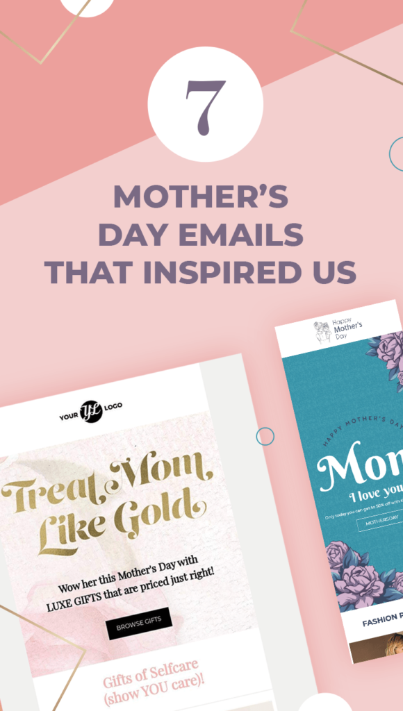 Mother's Day Emails