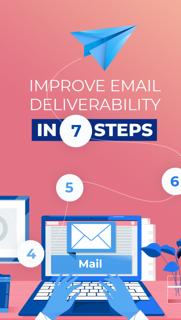 Improve email deliverability in 7 steps