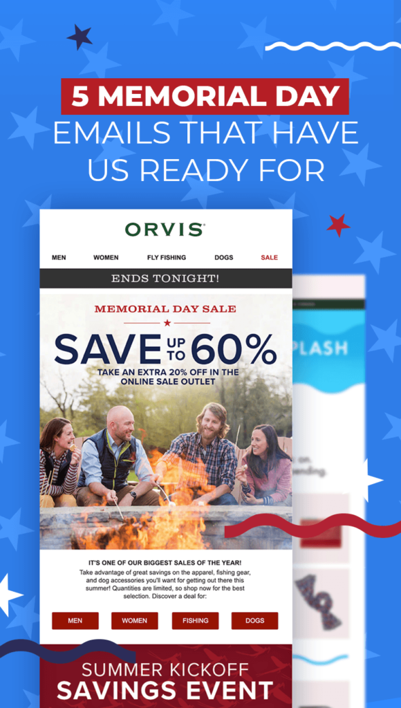 5 Memorial Day Emails