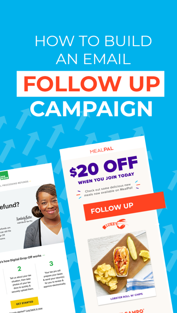 How to build an email follow up campaign