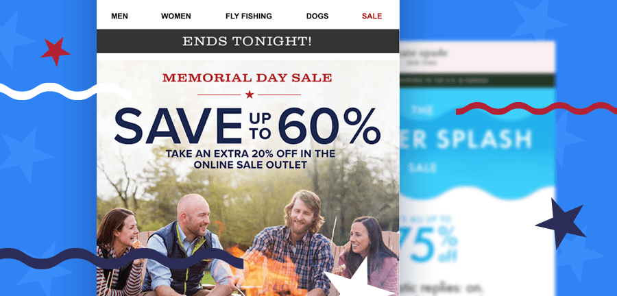5 Memorial Day Emails That Have Us Ready for Summer