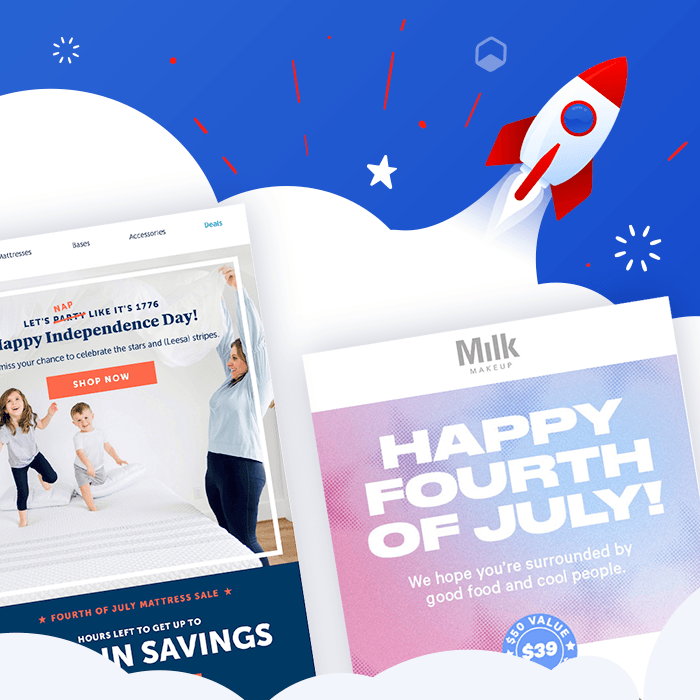 Fourth of July Emails That Stand Out