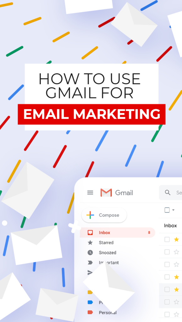 Gmail Email Marketing Cover