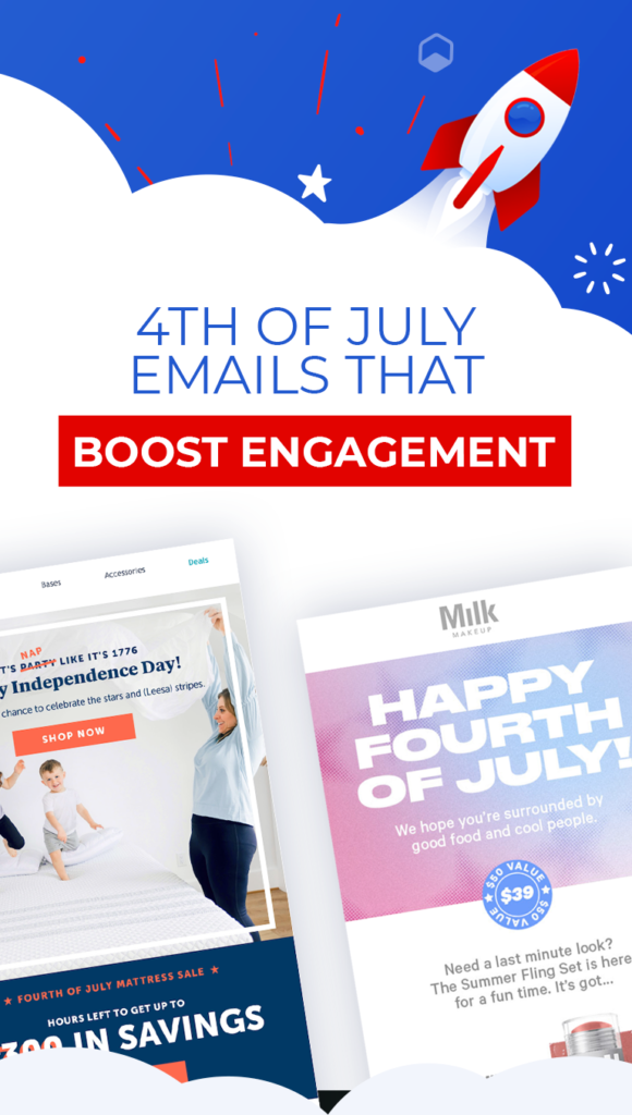 4th if July Email Cover